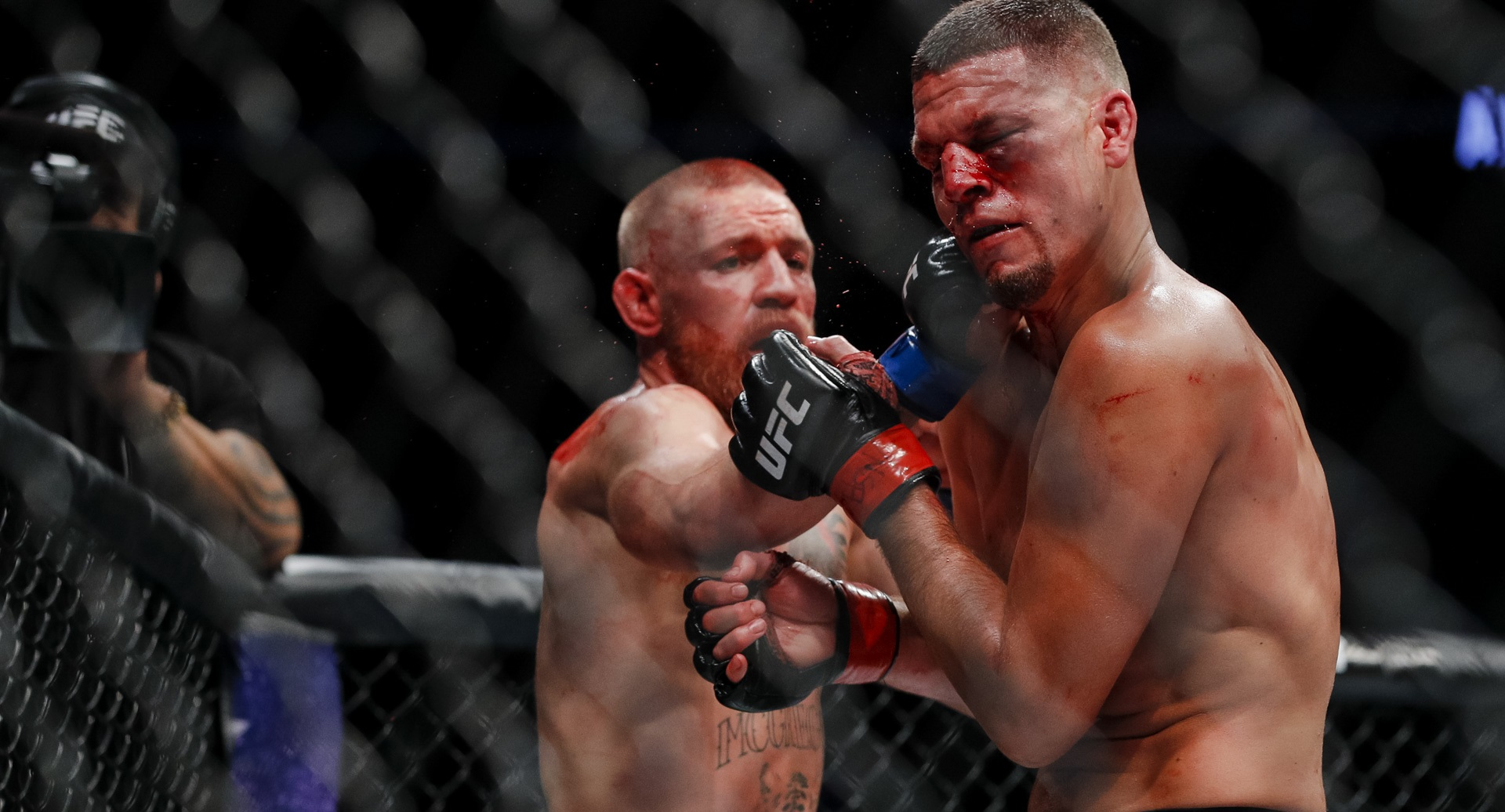 nate diaz vs conor